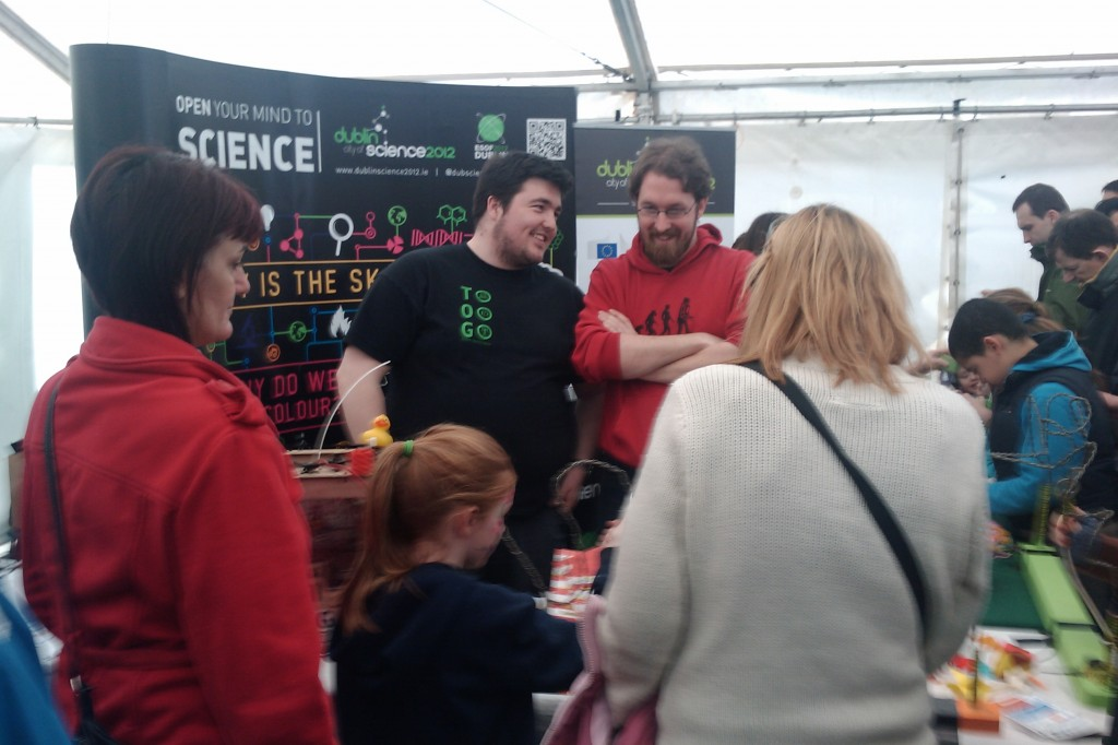 Dublin mini Maker Faire