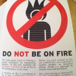 Do NOT be on fire_7732266462_l