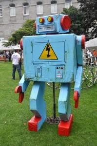 Dublin Maker Robot
