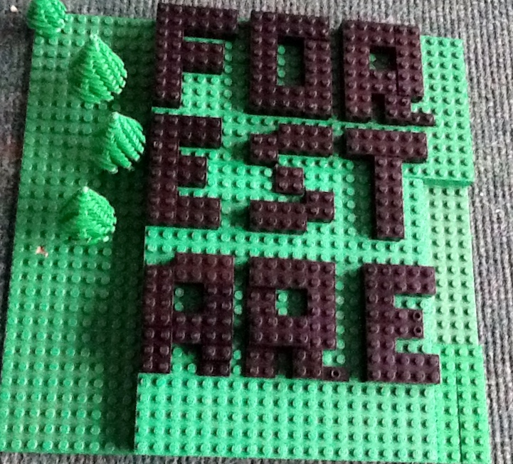 Forest Are logo lego
