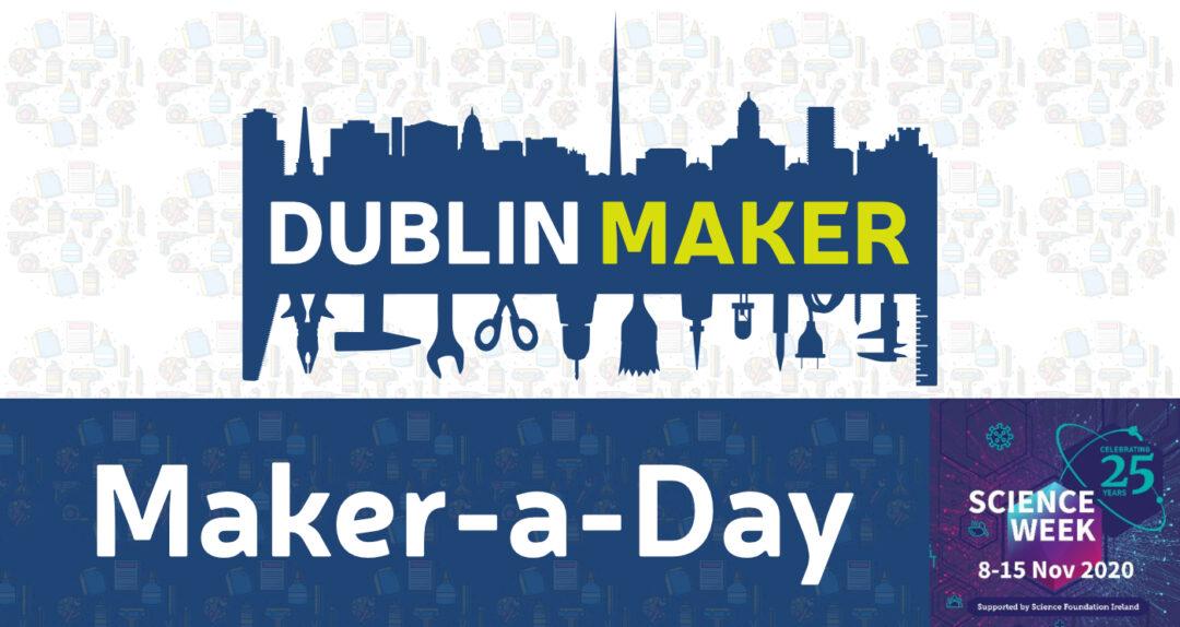 DM Maker-a-Day Banner